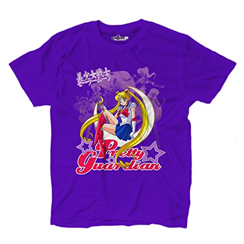 Camiseta Hombre Sailor Moon - Pretty Guardian