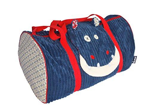 Preisvergleich Produktbild Les Déglingos 31217 Freizeit Tasche Hippipos das Nilpferd