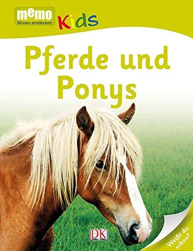 memo Kids. Pferde und Ponys -