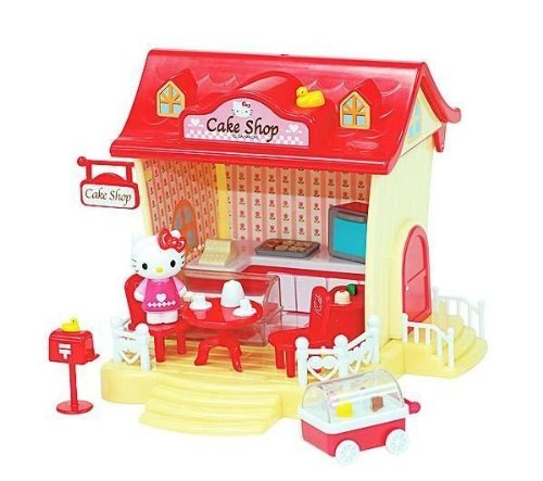 Hello Kitty Cake Shop Spielset