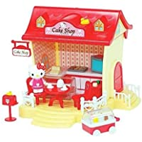 Hello Kitty Cake Shop Playset