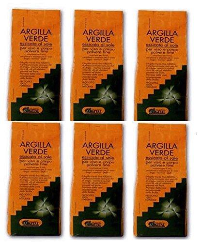 argital-argilla-verde-fine-6-confezioni-2500-gpolvere-fine-per-viso-corpo-e-capelli