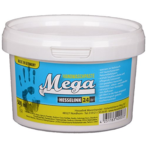 Preisvergleich Produktbild Hesselink® Handwaschpaste 'Mega' 500ml