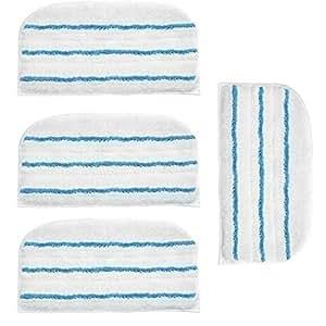 patins de nettoyage microfibre haute qualit lavage. Black Bedroom Furniture Sets. Home Design Ideas