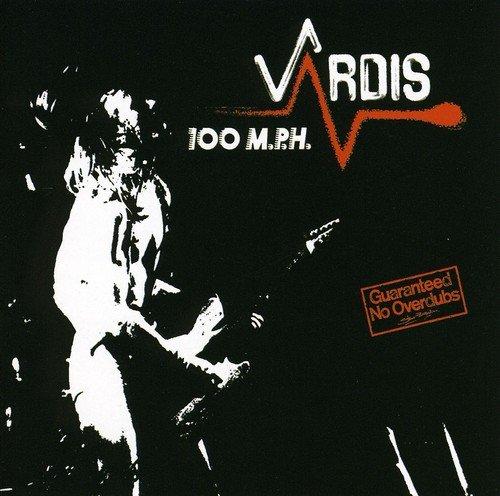 Vardis: 100 M.P.H. (Audio CD)