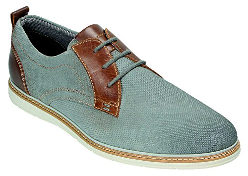 klondike-zapatos-de-cordones-para-hombre-gris-gris-marron-color-gris-talla-40-eu