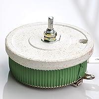 ELECTRONICS-SALON 1pcs 200W 200Ohm Resistencia Variable, potenciómetro Wirewound, reostato, alta potencia.