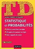 TD Statistique et probabilités - 6e édition