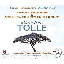 Méditation & Sérénité : 2 volumes : Le pouvoir du moment présent ; Mettre en pratique le pouvoir du moment présent (1CD audio)