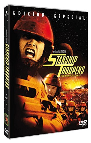 Starship Troopers (Las Brigadas Del Espacio) [Import mit deutscher Sprache]