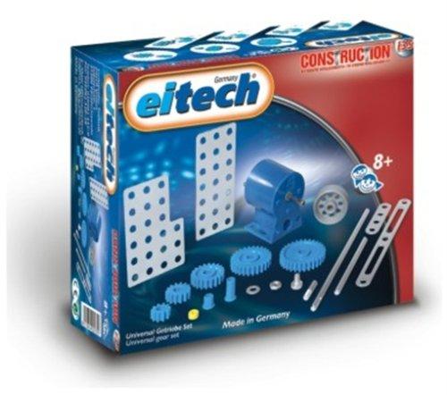 Eitech 00135 - Ergänzungs Metallbauteile - Universal-Getriebe-Set Getriebe Bücher