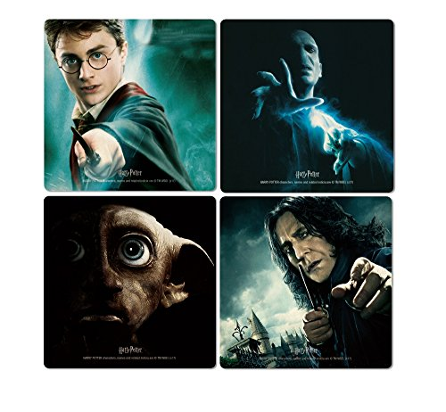 Harry Potter - Untersetzer 4er Set - Dobby -