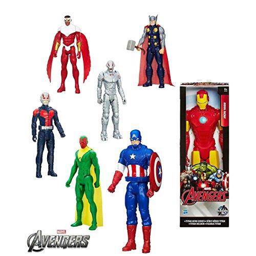 Hasbro Marvel B1667 Figurine Avengers, modelli assortiti