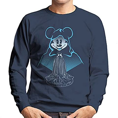 Yes My Mouster Mickey Mouse Emperor Star Wars Men's Sweatshirt