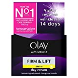 Best Olay Anti Wrinkle Night Creams - Olay SPF15 Anti-Wrinkle Firm and Lift Anti Ageing Review