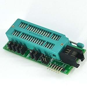 PICKit2pickit3Siège Programmateur universel pour Microchip pickit 2Microchip pickit 3Adaptateur de programmation