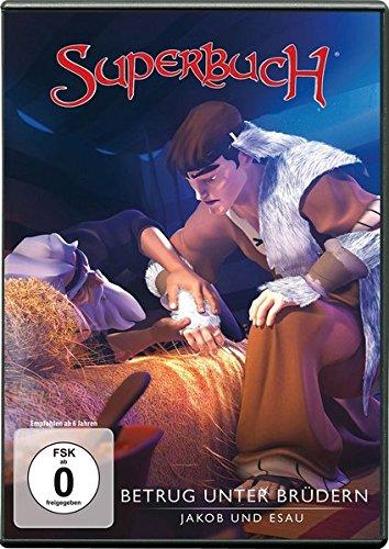 Superbuch: Betrug unter Brüdern - Jakob und Esau