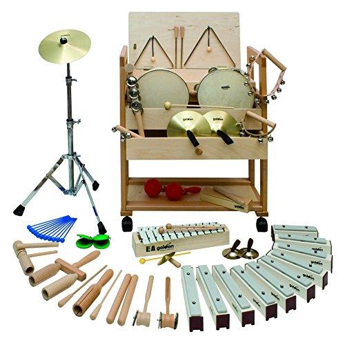goldon-suono-mattoni-30510musica-trolley-1set-assortimento-124pezzi