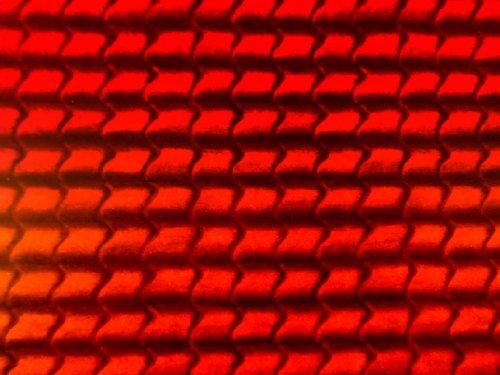 maison-de-poupees-constructeur-miniature-rouge-papier-peint-exterieur-tuile-feuille