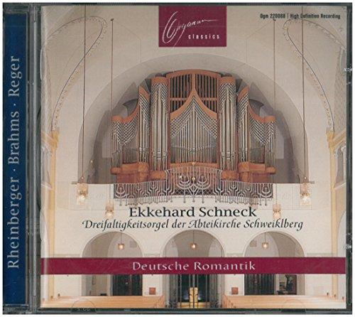 Orgelkomp.d.Deut.Romantik
