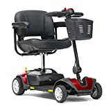 Livewell Jaunt 4mph Portable Travel Car Boot Mobility Scooter