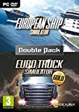 Euro Simulator Double Pack (European Ship Simulator & Euro Truck Gold) PC