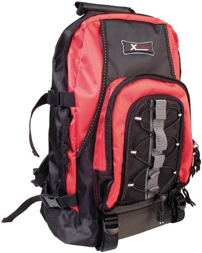 Xcase Trekking Rucksäcke: Multifunktions-Rucksack aus atmungsaktivem Nylon, 35 Liter (Multifunktionsrucksack)