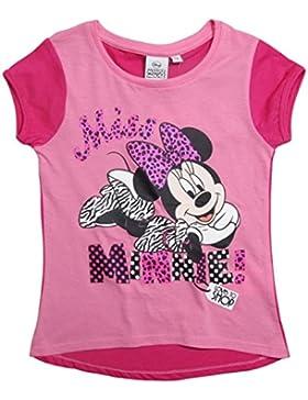 Minnie Mouse und Mickey Mouse T-Shirt Kollektion 2017 Shirt 92 98 104 110 116 122 128 Mädchen Kurzarmshirt Maus
