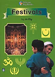 Festivals (Pelican Big Books - small version) by Jo Ely (21-Oct-1998) Paperback