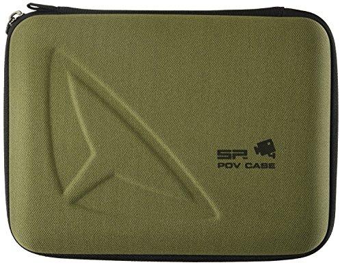 SP-Gadgets, Videocamera da casco, Verde (Olive), Taglia unica