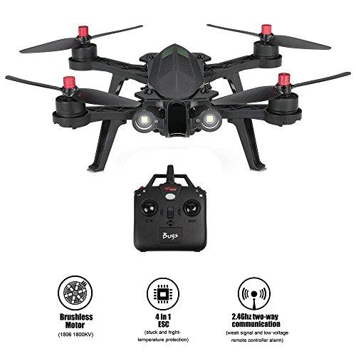 MJX Bugs 6 Racing Drone con motor de alta velocidad sin escobillas...