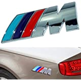 Firemans High Quality Stylish 3D Metal Grill Car Sticker Rear Trunk Emblem for E46 E30 E34