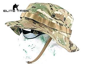 chapeau de chasse chapeau tactique multicam MC