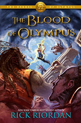 The Blood of Olympus (Heroes of Olympus) by Rick Riordan (2014-10-08)