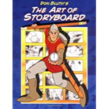 Don Bluth's Art Of Storyboard