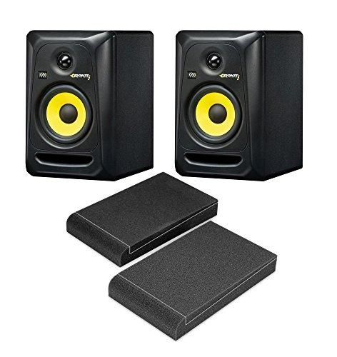 2 Stück KRK ROKIT RP5 G3 aktive Studio Monitore Set mit 2x...