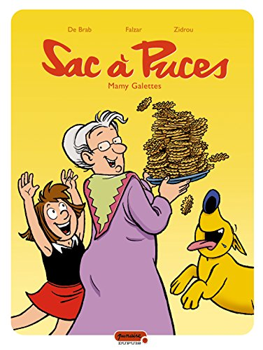 Sac a Puces, Tome 8, Mamy Galettes