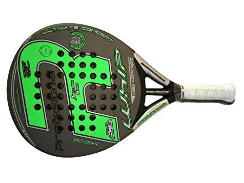 royal-padel-rp-790-whip-politileno-palas-de-padel-unisex-color-verde-fluor-talla-unica