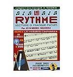 Méthodes et pédagogie JJREBILLARD TOSTIVINT J.M. - LE RYTHME VOL.2 + CD Formation musicale - solfège