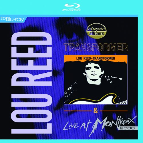 Transformer & Live at Montreux 2000 [Blu-ray] [Import] Reed & Amp