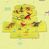 Peradix-Dinosaurios-con-Huevos-de-Dinosaurios-12PCS