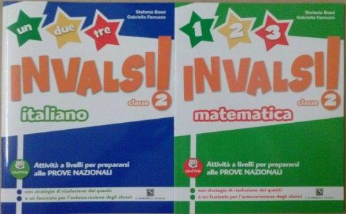 UNO DUE TRE INVALSI! Italiano 2 + Matematica 2 Prove Nazionali Scuola Primaria