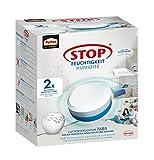 Pattex Stop Feuchtigkeit Pearl Luftentfeuchter Nachfüllpack/Gegen Feuchtigkeit und schlechte Gerüche/Geruchsneutralisierung bis zu 70% / 2 Nachfülltabs (2 x 300g)