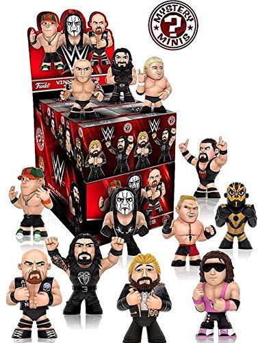 FunKo Pop Mystery Minis WWE Vinyl Figuren 12 STK.