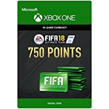 FIFA 18 Ultimate Team - 750 FIFA Points   Xbox One - Download Code