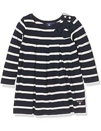 GANT Baby-Mädchen Kleid Breton Stripe Dress