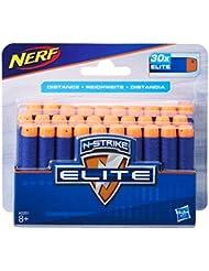 Hasbro Nerf A0351EU4 - N-Strike Elite Dart Nachfüllpack, Spielzeugblasterzubehör, 30er Pack