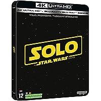 Solo : a Star Wars story - steelbook 4K + 2D + bonus