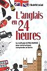 L'anglais en 24 heures par Luciani