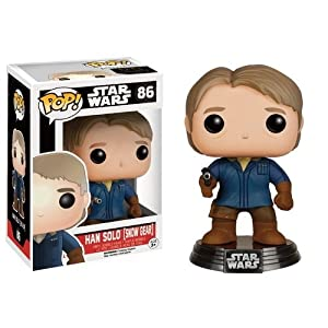Funko Pop Han Solo con ropa de nieve (Star Wars 86) Funko Pop Star Wars